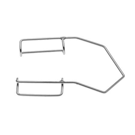BARRAQUER WIRE SPECULUM, ADULT, 15MM