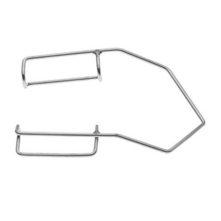 BARRAQUER WIRE SPECULUM, 18MM BLADES