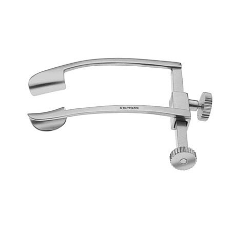 COOK SPECULUM, 11MM, SOLID BLADES
