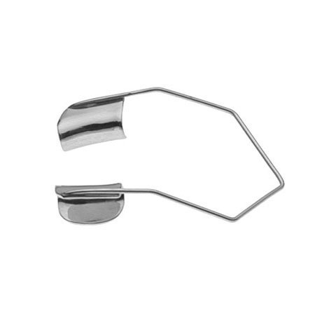 BARRAQUER WIRE SPECULUM SOLID, CHILD, 12MM