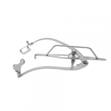 GUYTON-PARK SPECULUM, FENESTRATED BLADES,POST ON TOP 1