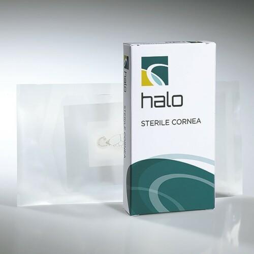 Halo Sterile Cornea (Full Cornea/Full Thickness)