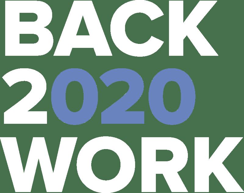 Back2020Work - Home