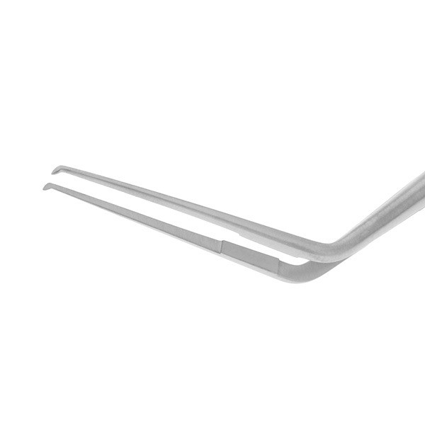 MICS Capsulorhexis Forceps, Sharp Tip, With Guide Marks