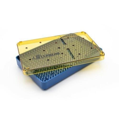 Plastic Instrument Tray, 4.0 x 6.5 x 0.75