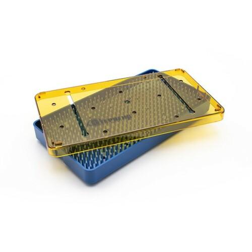 Plastic Instrument Tray, 4.0 x 7.5 x 0.75