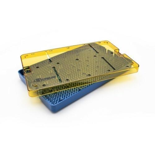 Plastic Instrument Tray, 6.0 x 10.0 x 0.75